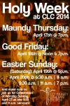 holy week schedule handout 2014 copy
