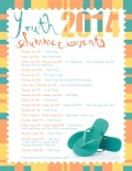 youth summer schedule 2014 8.5X11 copy